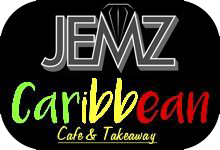 Jemz Caribbean Café, tasty Jamaican food in Bedford